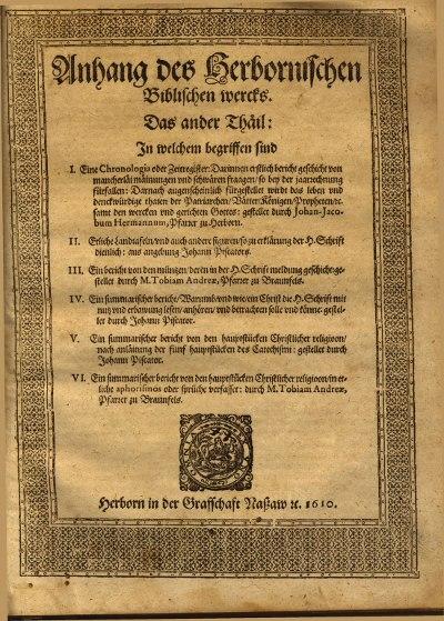 Piscator-Bibel_Anhang-Register